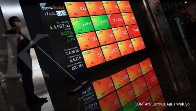 IHSG berpotensi bisa kembali ke zona hijau, saham berikut bisa dicermati