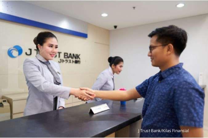 J Trust Bank tawarkan bunga deposito tinggi sekaligus pendapatan tambahan
