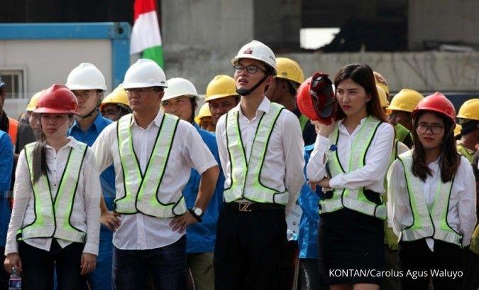 Kemenaker akan koordinasikan perpanjangan visa 40.000 TKA asal China di Indonesia