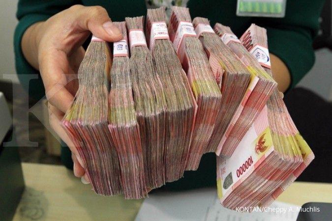 Tak berdaya, rupiah spot melemah ke Rp 14.348 per dolar AS pada tengah hari ini (5/8)