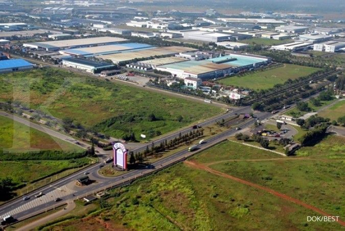 PT Bekasi Fajar Industrial Estate Tbk