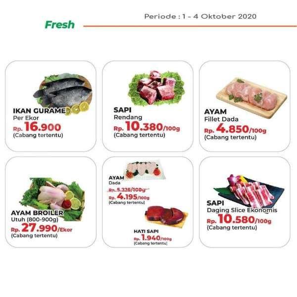 Katalog Promo Jsm Yogya Supermarket 1 4 Oktober 2020 Harga Heran