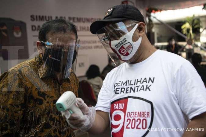 Arief Budiman positif Covid-19, KPU menelusuri sumber penularan