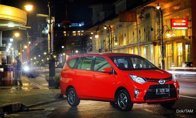 Harga mobil bekas Toyota Calya