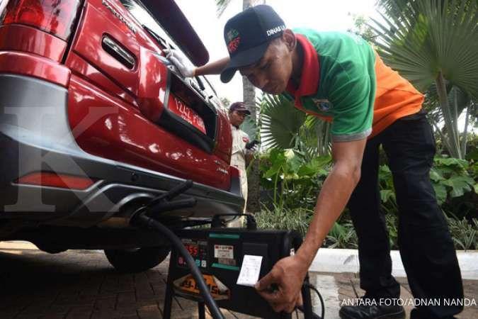 Pemprov DKI akan uji emisi gratis di Jakarta mulai besok, Rabu (6/1), ini lokasinya