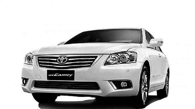 Harga mobil bekas Toyota Camry