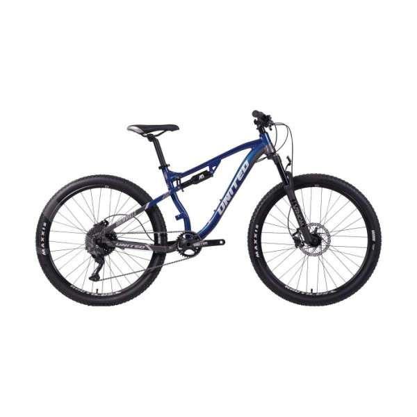 Sepeda gunung United Brownhills T2