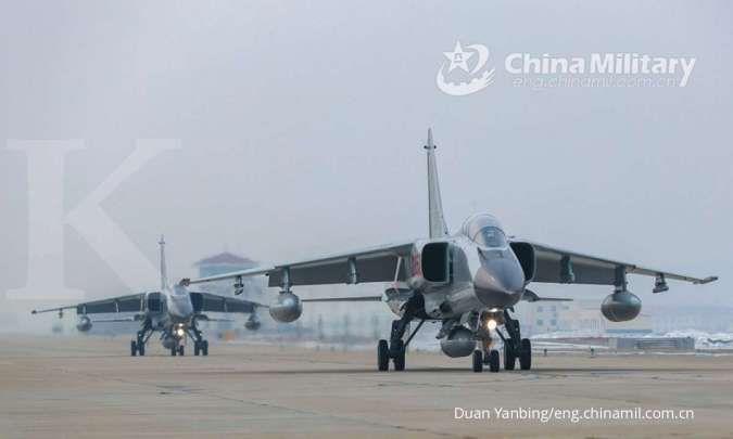 Menyebar ranjau laut dengan pesawat jadi taktik baru China hadapi gangguan asing