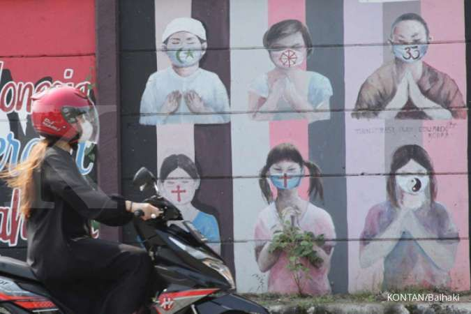 UPDATE Corona Indonesia, Minggu (20/6): Makin meledak, tambah 13.737 kasus baru