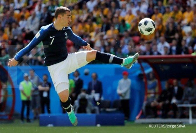 Antoine Griezmann, Pemain sepak bola dengan gaji tertinggi di dunia