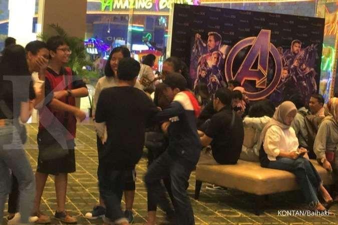 TIX ID catat penjualan 2,5 juta tiket film Marvel Studios' Avengers: Endgame