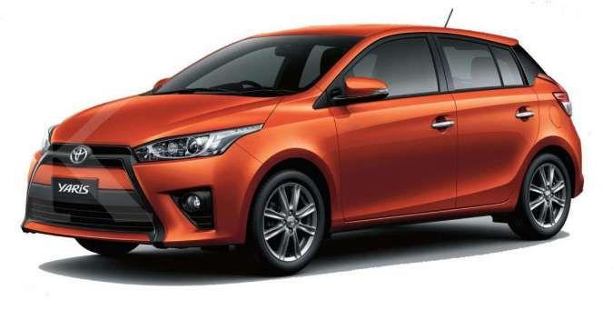 Harga mobil bekas Toyota Yaris tahun muda, dari Rp 130 juta saja