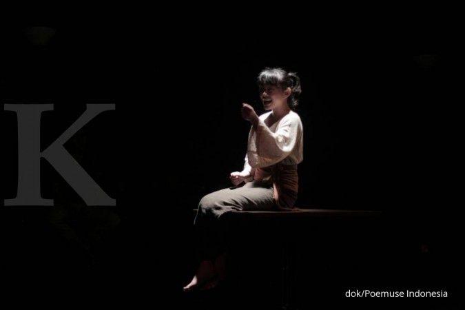 Poemuse racik Senandika dari puisi, lagu, tari
