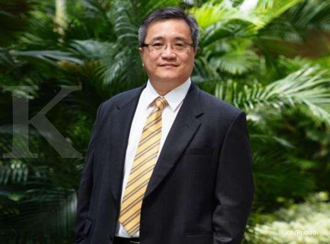 Dirut Maybank Kim Eng Sekuritas, Willianto Ie, dapat cuan dari strategi buy and hold