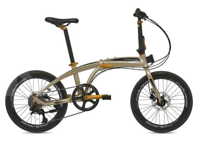 Baru, ini harga sepeda lipat Pacific Noris 2.2 SR yang siap taklukkan jalanan