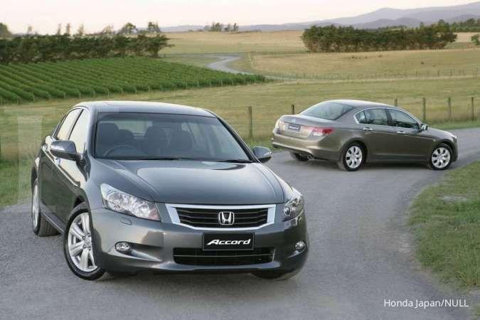 Harga mobil bekas Honda Accord per Oktober 2020