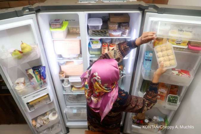 Kunci ampuh menghindari makanan agar tidak cepat basi