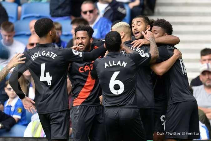 Prediksi Everton vs Burnley di Liga Inggris: The Toffees bawa kejutan The Clarets