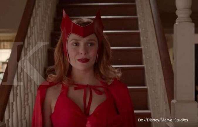 Bertemu di film Doctor Strange 2, Elizabeth Olsen puji sutradara Sam Raimi