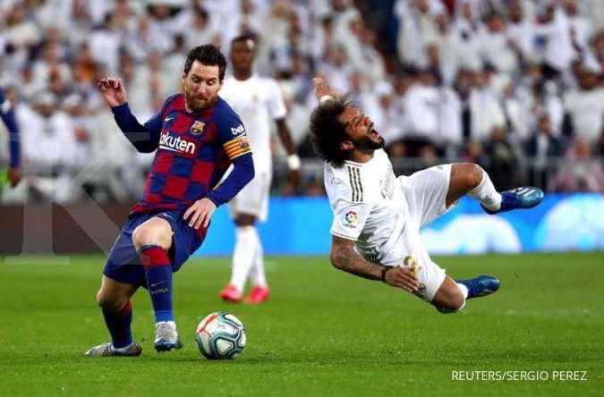 Messi tolak Inter Milan bukan karena uang, tapi karena ini