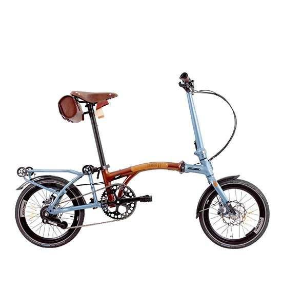 Ringkas dan gaya, ini daftar lengkap harga sepeda lipat United Trifold 2020