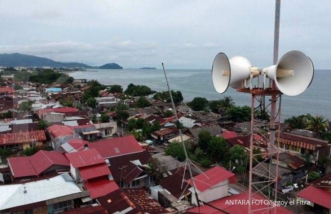 Catat! Panduan BMKG soal evakuasi darat peringatan dini tsunami di tengah pandemi