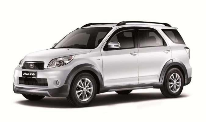 Bersahabat, harga mobil bekas Toyota Rush generasi ini termurah Rp 120 juta