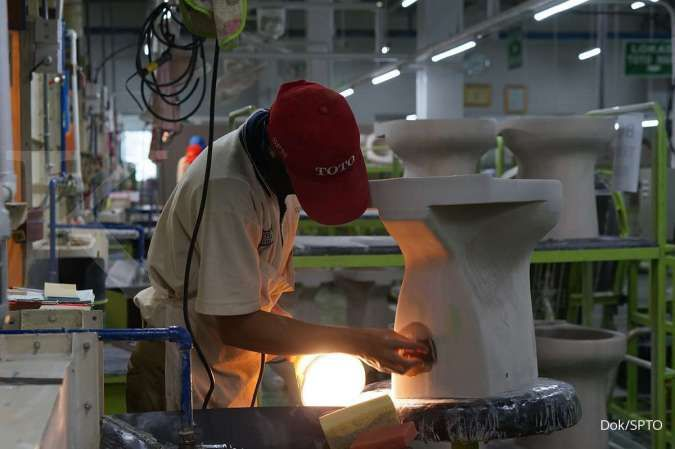 Industri keramik di Jawa Timur mengeluhkan harga gas masih mahal
