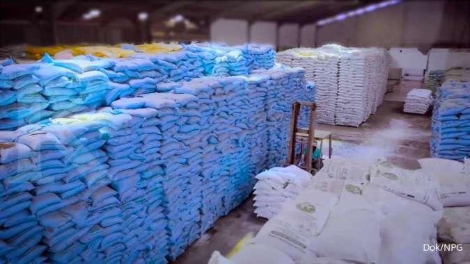 Nusa Palapa Gemilang (NPGF) membidik penjualan naik 39% tahun ini