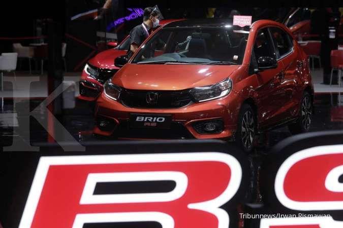 Honda yakin penjualan mobil akan tumbuh positif di semester II