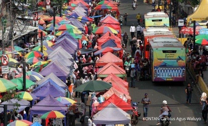 PKL Tanah Abang tolak relokasi dan akan ajukan petisi ke Gubernur DKI
