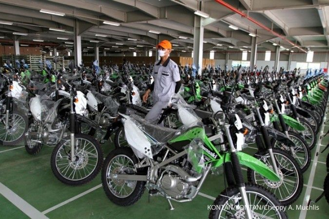 Naik terus, harga Kawasaki Ninja 150 RR tembus Rp 60 juta