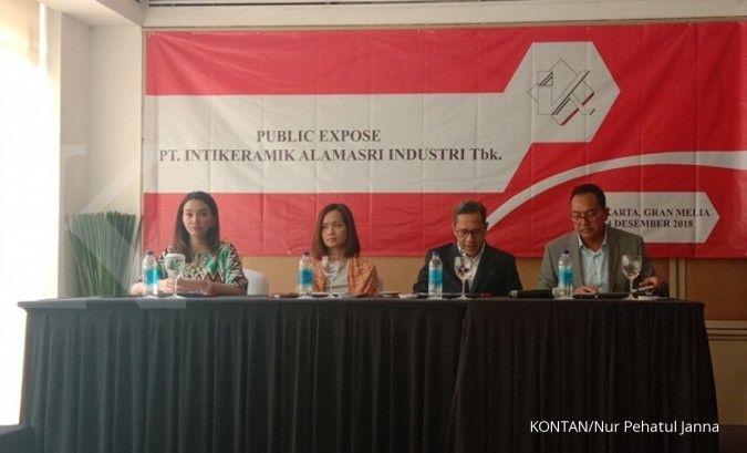 Perusahaan keramik IKAI terus perlebar ekspansi ke bisnis perhotelan