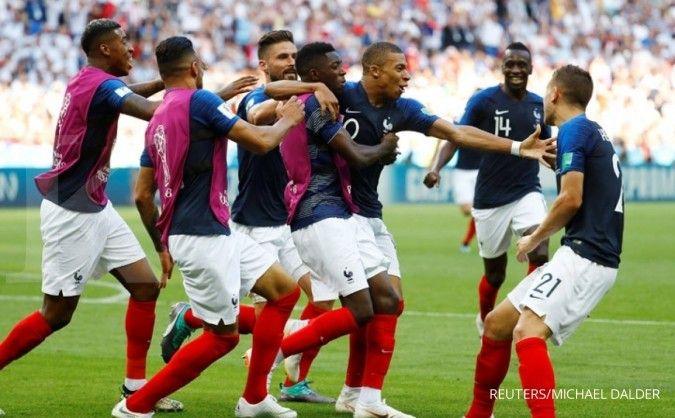 Prancis vs Ukraina di Kualifikasi Piala Dunia: Yellow Blue bisa sulitkan Les Bleus