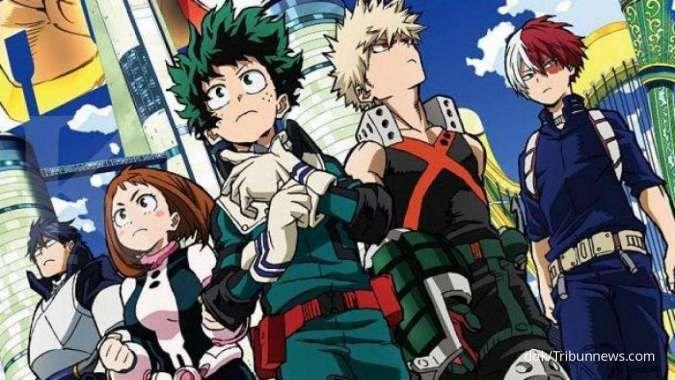 jadwal anime iqiyi