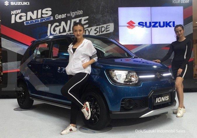 Semakin murah, harga mobil bekas Suzuki Ignis tahun muda kini mulai Rp 110 jutaan
