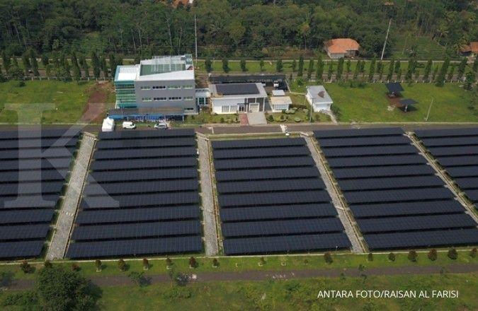 PLTS Terapung Cirata membutuhkan investasi sebesar US$ 145 juta