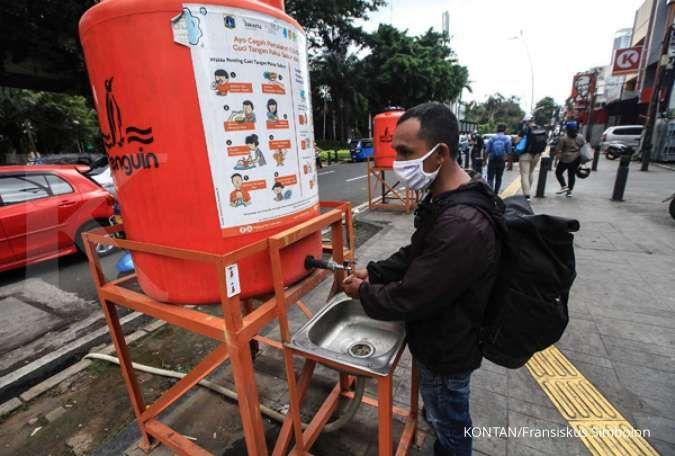 Per Minggu (13/12): Kasus Corona Indonesia bertambah 6.189, taati protokol kesehatan