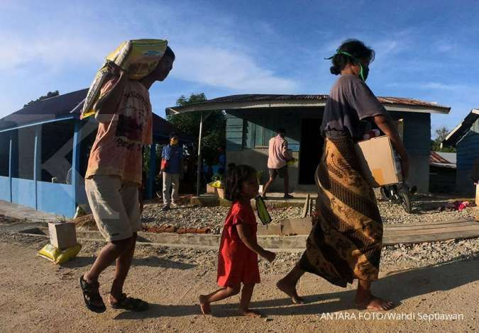 Royal Lestari Utama meluncurkan program pemberdayaan orang rimba