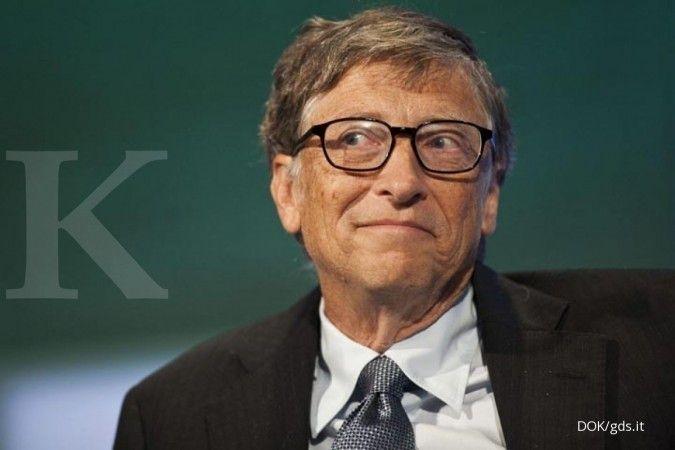 Bill Gates dan peringatan soal tragedi besar yang bakal dialami Jerman