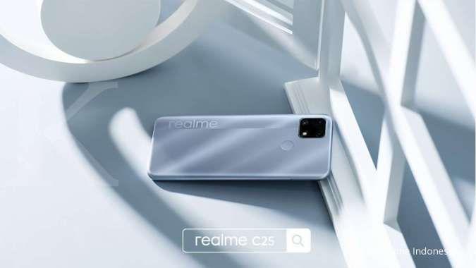 Rekomendasi HP harga 2 jutaan terbaik 2021: Realme C25 hingga Samsung A12