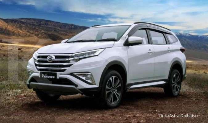 Periksa harga mobil bekas Daihatsu Terios tahun muda yang kian murah per April 2021