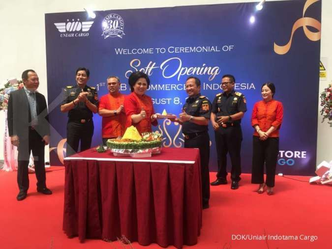 Bea dan Cukai tunjuk Uniair Indotama Cargo sebagai PLB e-Commerce pertama
