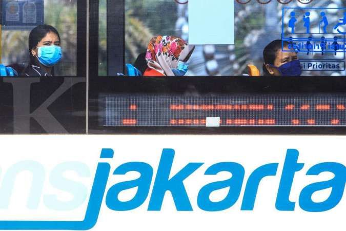 Tingkatkan kualitas layanan digital, Transjakarta luncurkan aplikasi TIJE versi baru