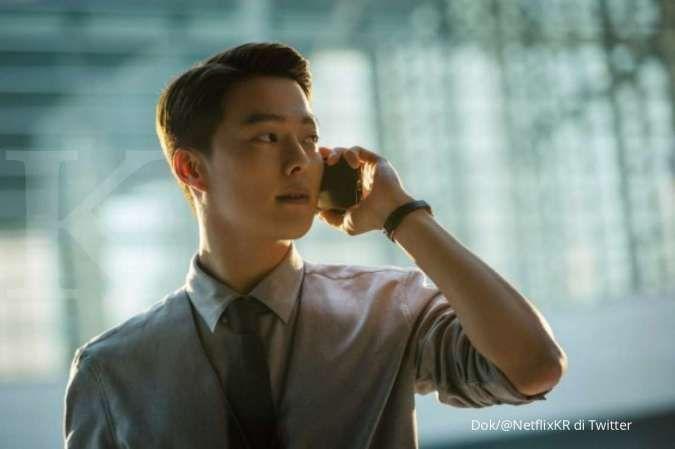 Film Korea romantis terbaru yang dibintangi Jang Ki Yong di Netflix rilis foto adegan