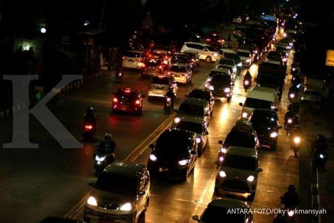 Arus balik libur, 338.000 kendaraan akan kembali ke Jakarta mulai hari ini