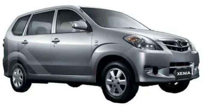Harga mobil bekas Daihatsu Xenia