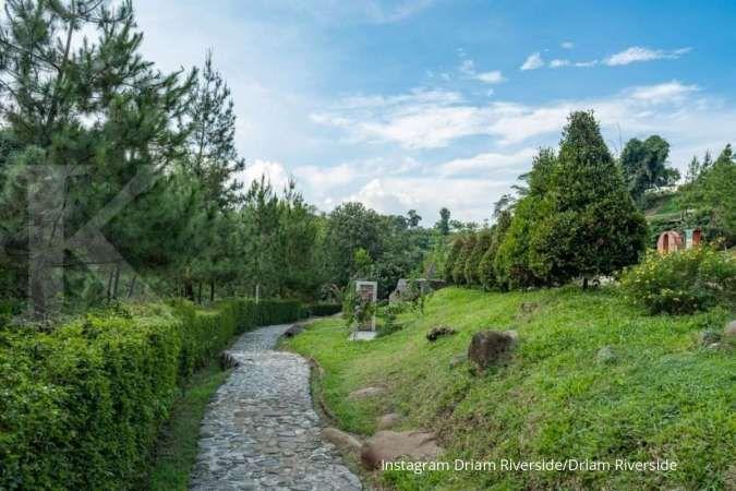Driam Riverside, pilihan tempat hangout di Bandung Selatan