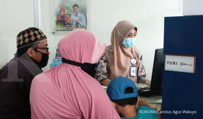 BRI Syariah menjadi bank survivor merger bank syariah BUMN