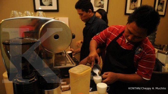 Pengajar kopi modal pengalaman untuk berbagi ilmu
